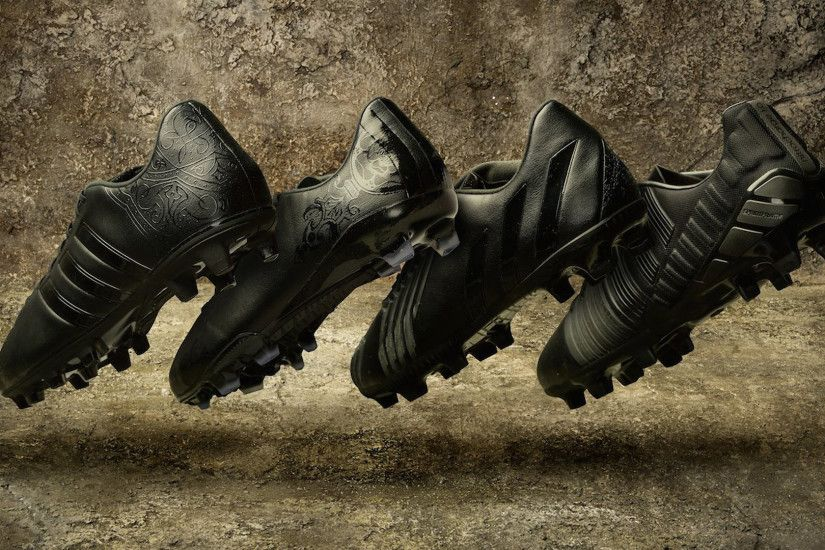 adidas black pack soccer cleats photo hd wallpapers desktop images free  windows wallpapers amazing colourful 4k picture artwork 1920×1080 Wallpaper  HD