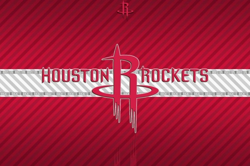 NBA, Houston Rockets équipe logo large écran HD - 1920x1080 Fond d .
