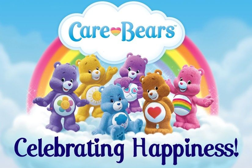 Care Bear Background Full HD.