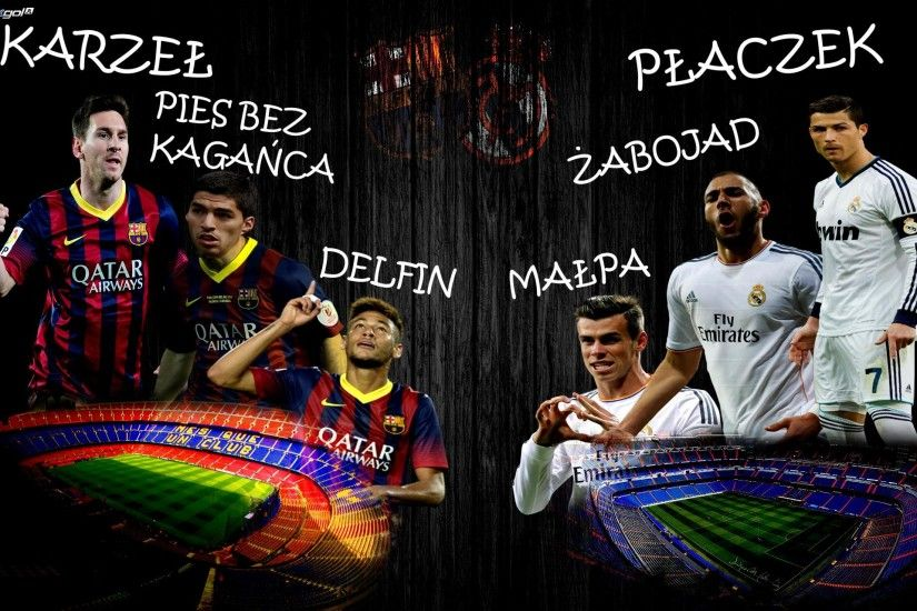 Messi Vs Ronaldo Wallpapers 2015 HD - Wallpaper Cave ...