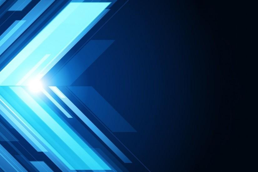Blue Abstract Arrow HD Wallpapers