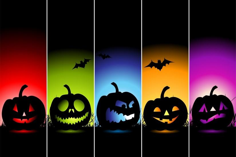 large halloween desktop wallpaper 2390x1674 picture