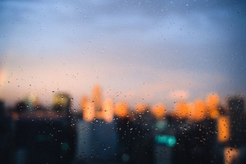wallpaper.wiki-Free-Rain-Window-Background-Download-PIC-