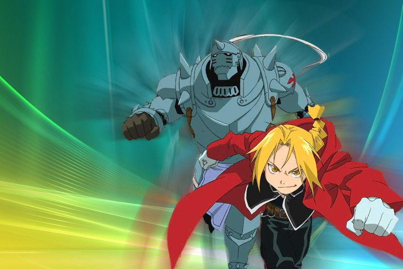 Fullmetal Alchemist Buddies Desktop Background. Download 1920x1440 ...