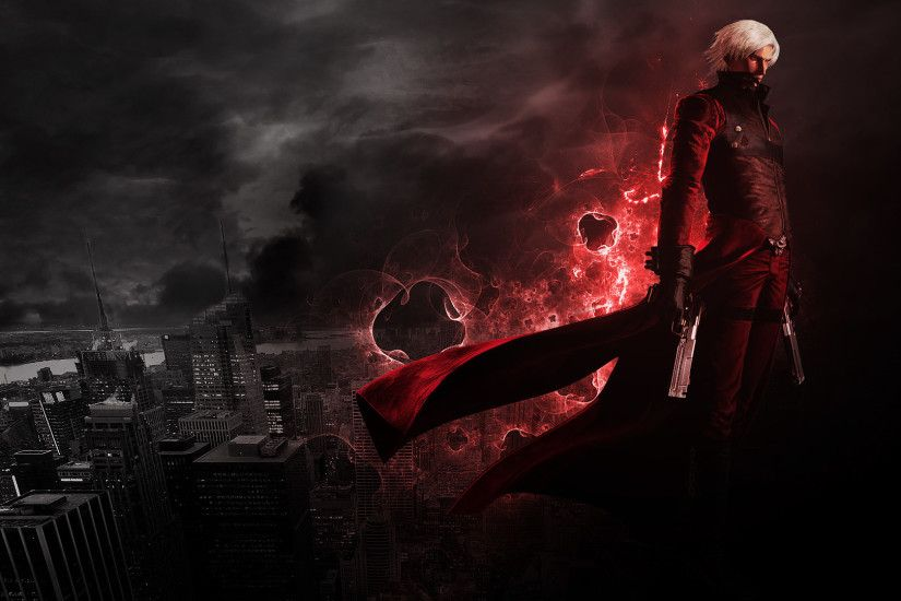 FREE WALLPAPERS - HD WALLPAPERS - DESKTOP WALLPAPERS: Devil May Cry 2 .