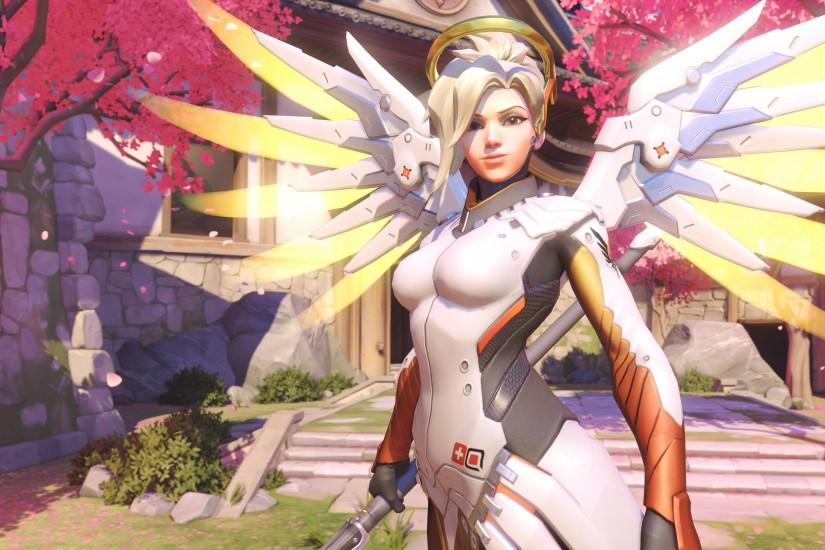 widescreen mercy overwatch wallpaper 3840x2160 photos