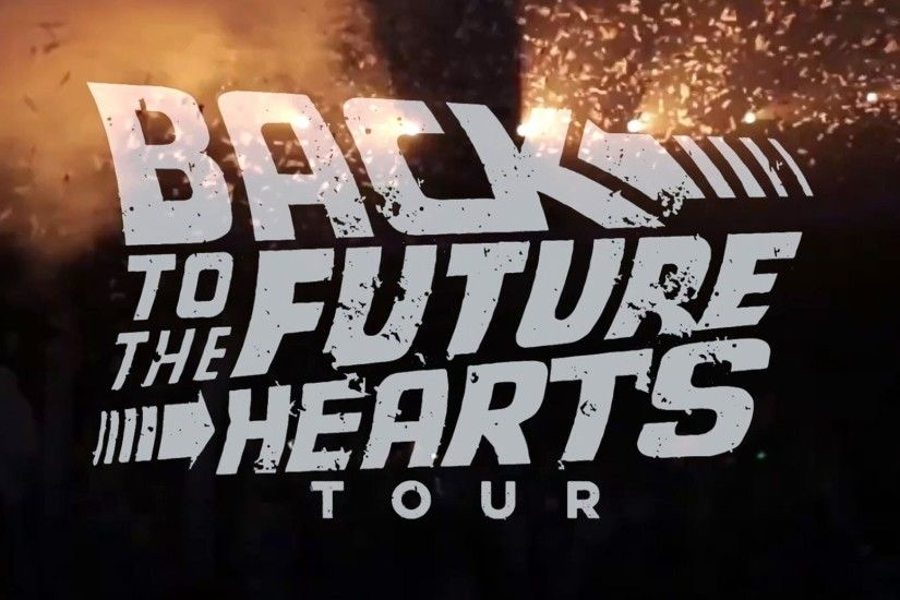 All Time Low – Back To The Future Hearts Tour in the UK/Ireland