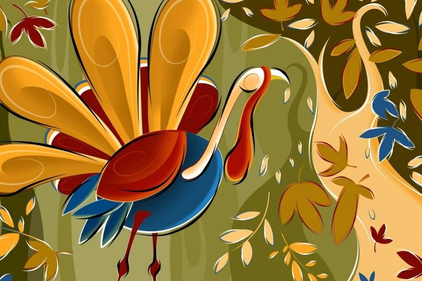 3D Thanksgiving Background Download Free.