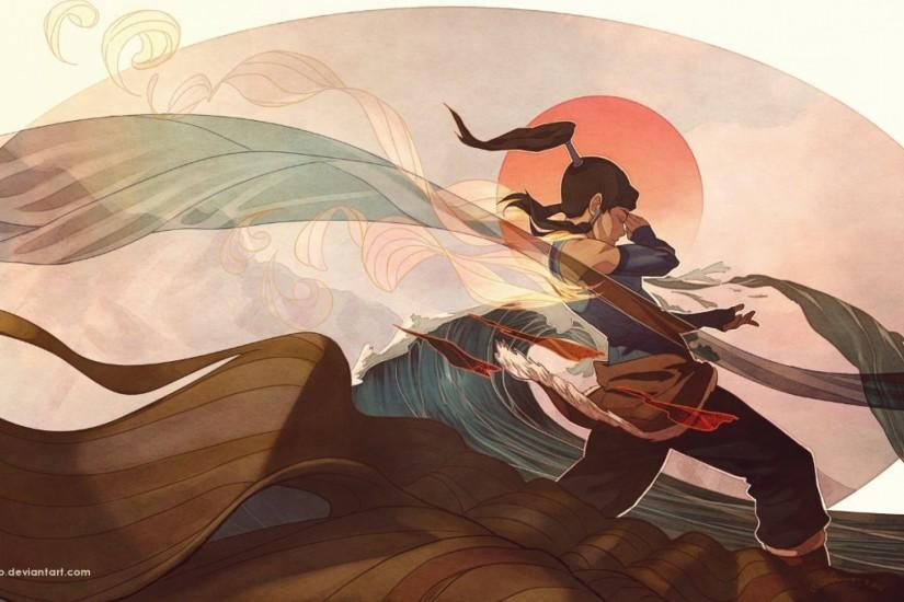Then here's a Korra one!