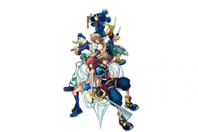 Kingdom Hearts 2 Wallpaper 1920x1080 1024x603 · 80 ...
