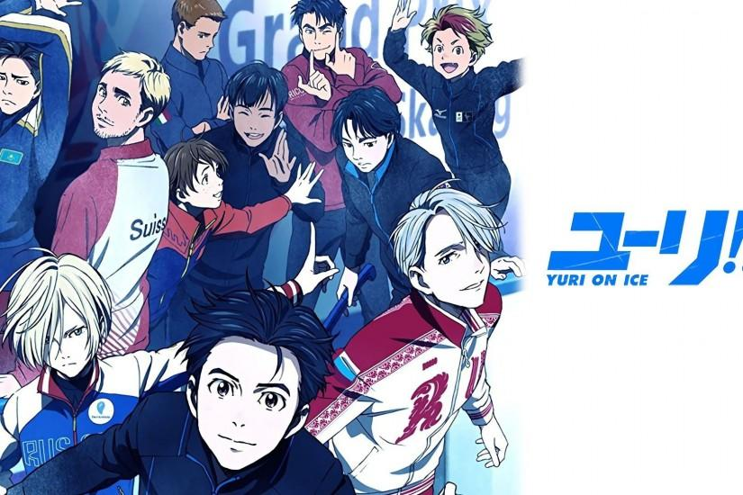 Yuri On Ice Computer Wallpapers Desktop Backgrounds 1920x1080 1920x1080