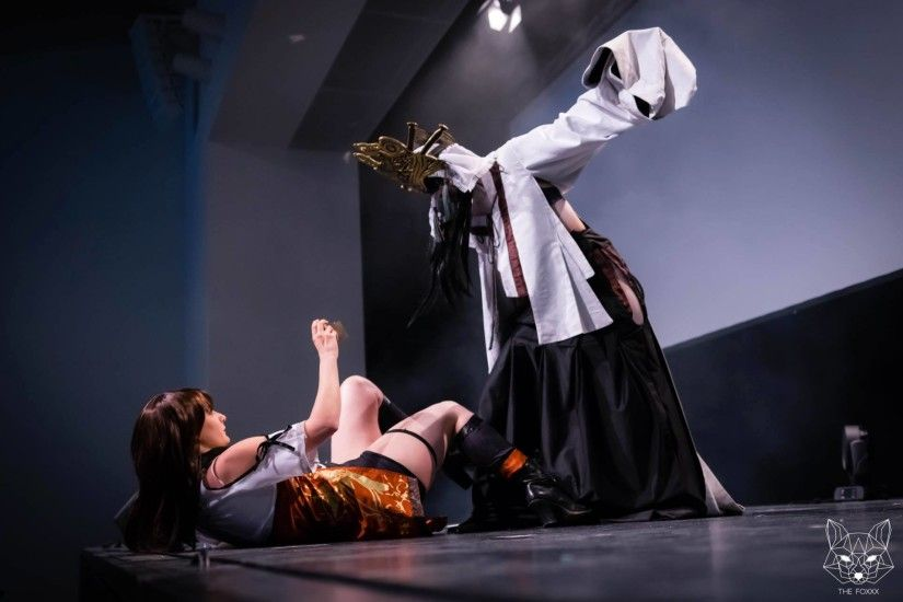 Fatal Frame V Yuuri Mikomori Cosplay Ghost Attacks Starring Dragomyra  Oyasumi4 by Jaysome Pictures