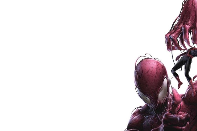 Spiderman Venom Wallpaper - WallpaperSafari