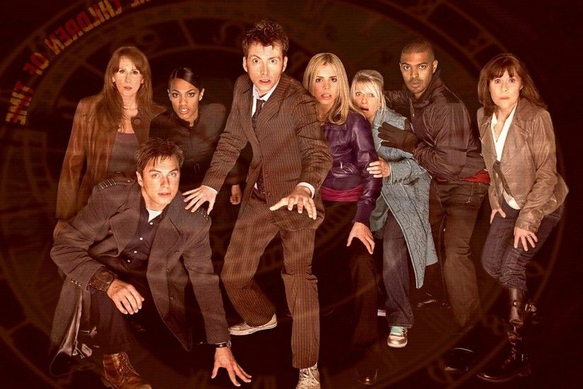 Doctor Who, The Doctor, TARDIS, David Tennant, Billie Piper, John  Barrowman, Rose Tyler, Tenth Doctor, Freema Agyeman Wallpapers HD / Desktop  and Mobile ...