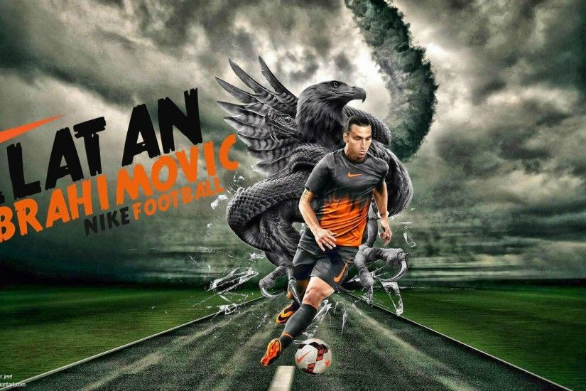 ... Zlatan-Ibrahimovic-2015-Nike-Wallpaper-download ...