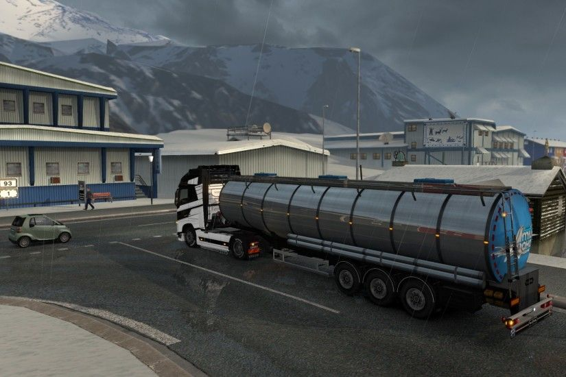 Euro Truck Simulator 2 by Fractoss Euro Truck Simulator 2 by Fractoss