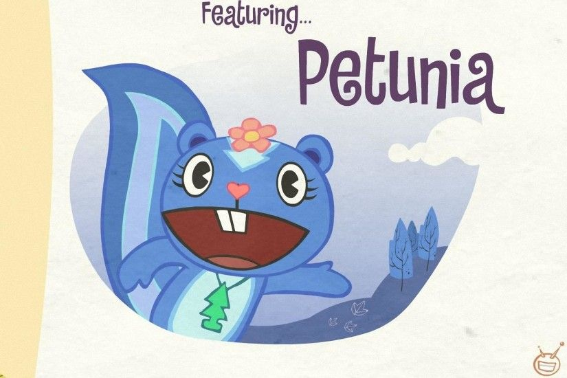 HD Wallpapers Petunia - Happy Tree Friends 2011