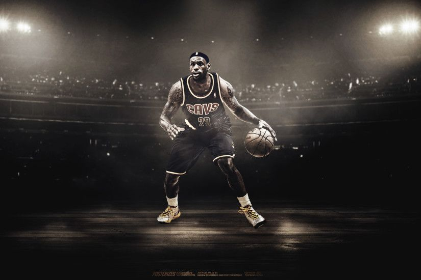 Lebron James Cleveland Cavaliers Photo.