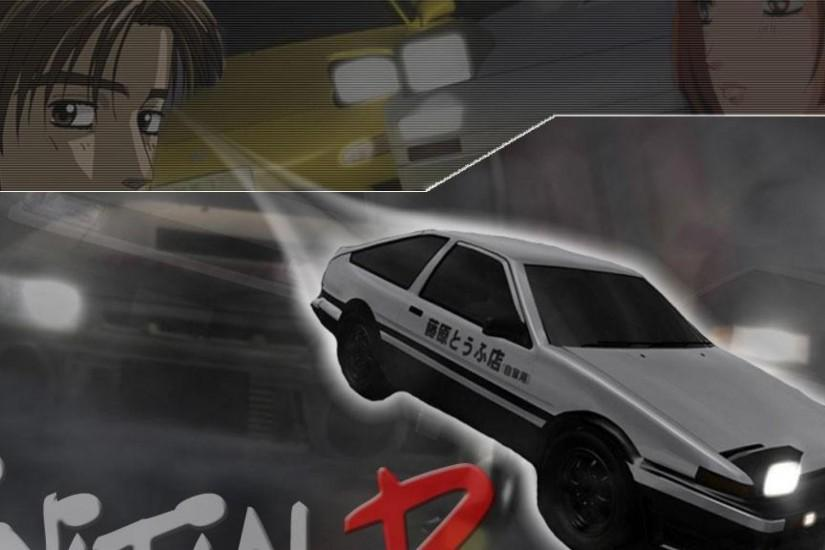 INITIAL D HD WALLPAPER - (#5359) - HD Wallpapers -