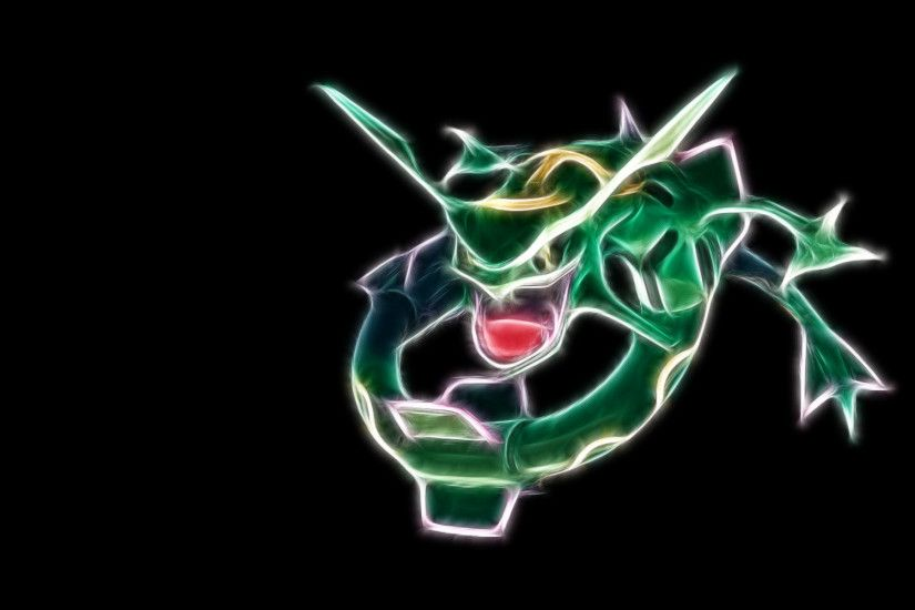 Video Game - Pokémon Rayquaza (Pokémon) Wallpaper