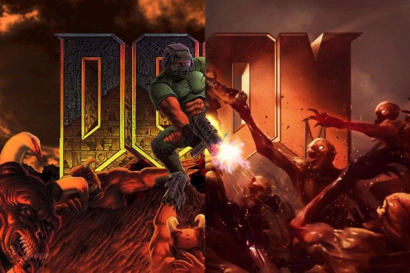... Wallpapers Doom 2 Hell on Earth by Helios437 on DeviantArt ...
