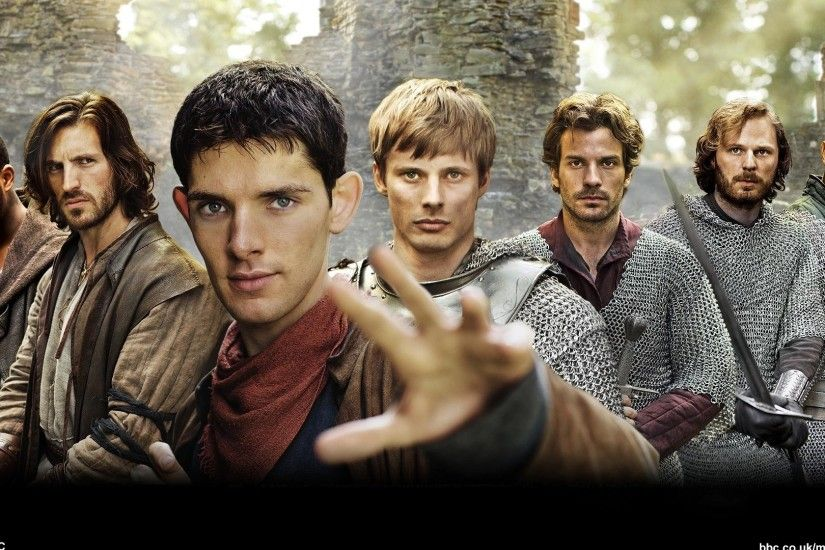 ... TV shows | Movie wallpapers - Merlin TV Show wallpaper | TV shows .