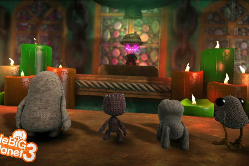LittleBigPlanet 3 Screenshot 5