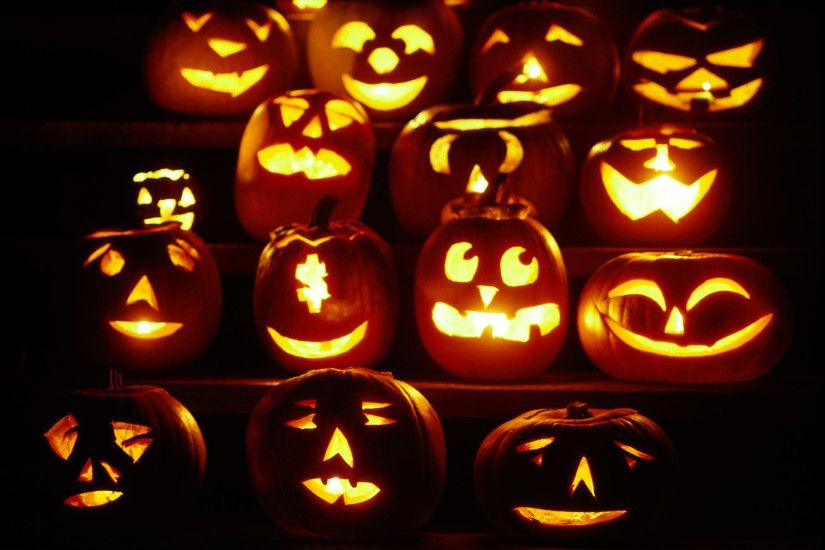Pumpkins Halloween Wallpaper HD wallpapers - Pumpkins Halloween Wallpaper