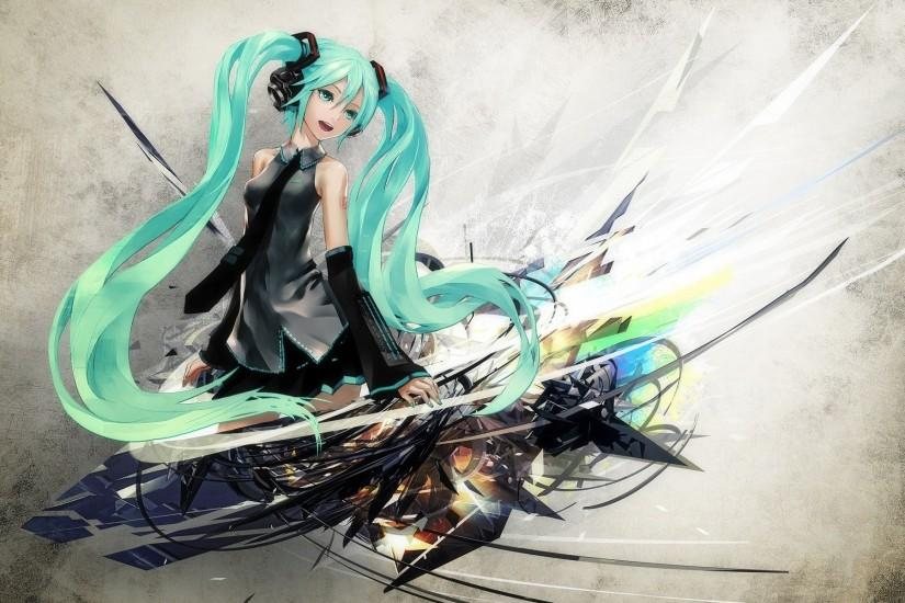 top hatsune miku wallpaper 1920x1200 xiaomi