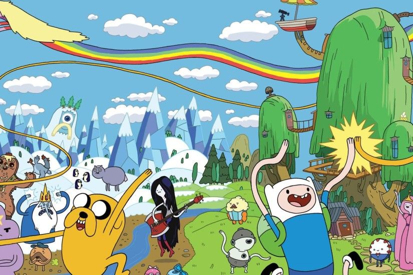 On Thursday, Cartoon Network announced the upcoming conclusion of Adventure  Time. The long-time running series will take its final bow after the ninth  ...