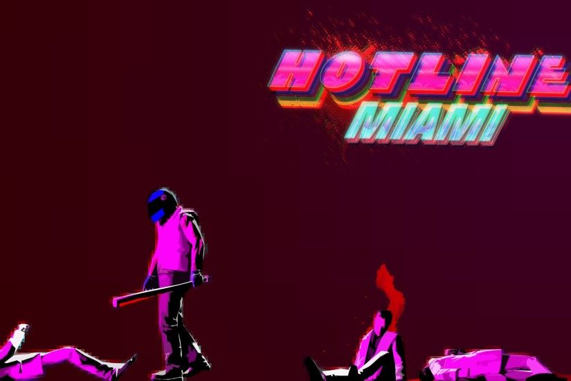 Hotline Miami Wallpaper 1366x768 | Free Wallpapers Download For .