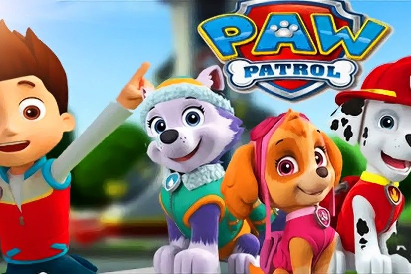 Paw Patrol Wallpapers - Wallpaper Cave
