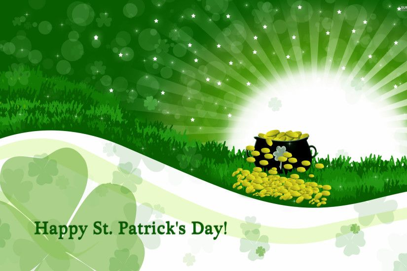 St Patricks Day HD Photo. 2880x1800 0.731 MB