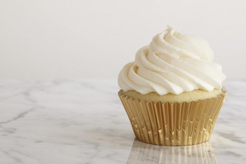 Go-To Vanilla Cupcakes Recipe : Food Network Kitchen : Food Network