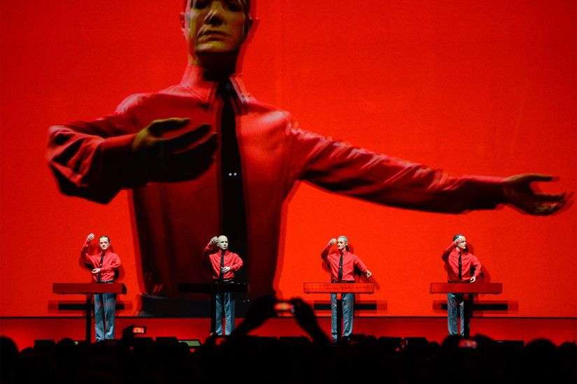 The Kraftwerk conference: Why a bunch of academics consider the German  electropoppers worthy of their own symposium | The Independent