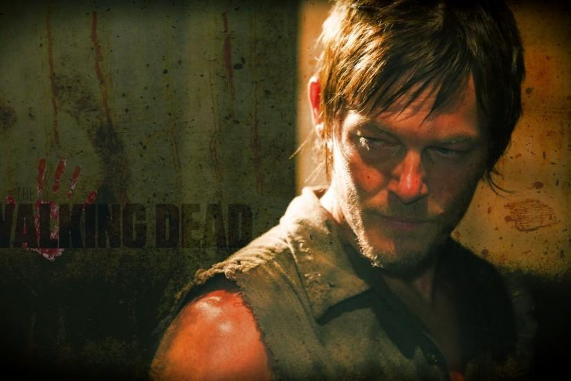 Walking-Dead-Season-4-Daryl-Dixon-HD-Wallpapers