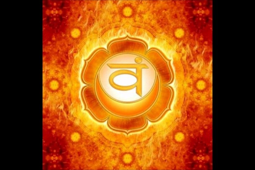 2 -Sacral Chakra & Binaural Beats (Headphones Required)