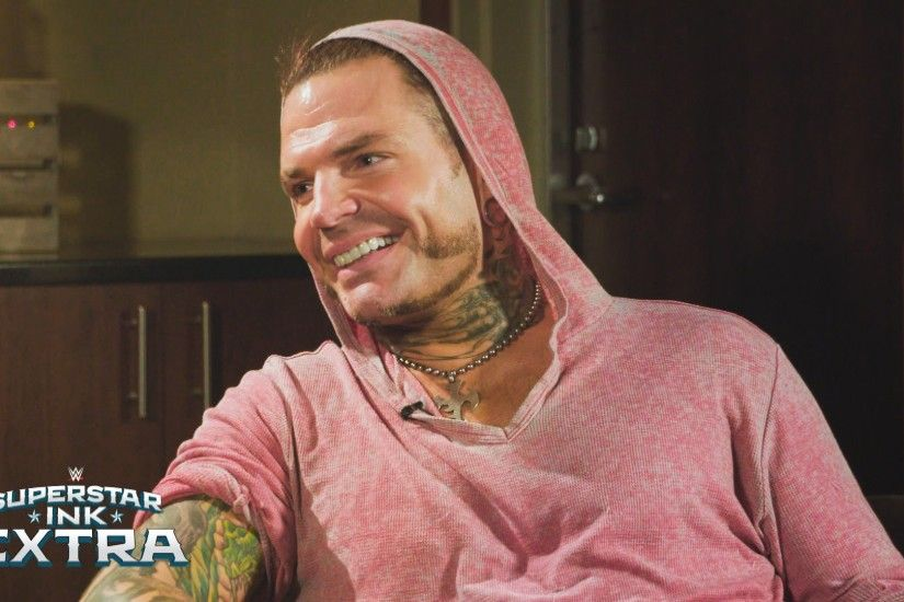 Jeff Hardy reveals the one tattoo Matt Hardy wants to get: Superstar Ink  Extra | WWE