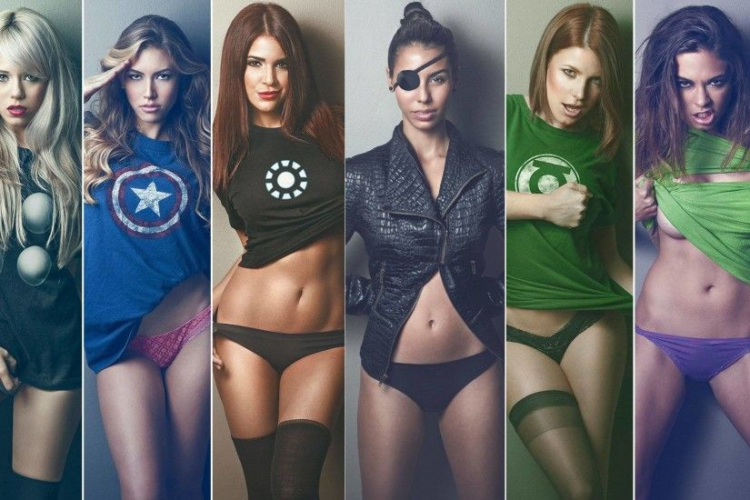 Hot Sexy Girl Superman Shirt - Bing Images | Girls in super hero t-shirts |  Pinterest | Superman shirt and Cosplay