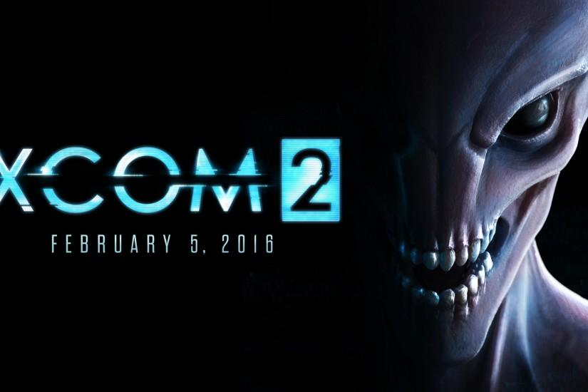Preview wallpaper xcom 2, alien, face, art 1920x1080