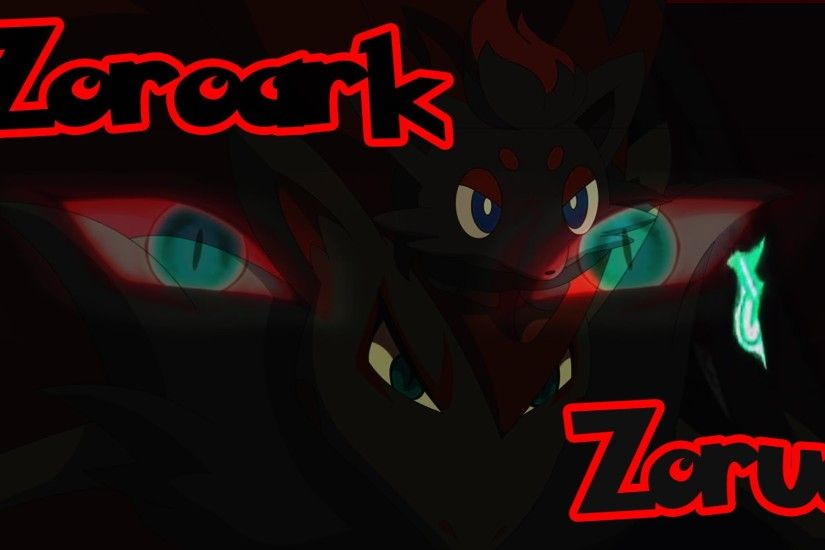Not Gonna Die (Zorua and Zoroark AMV)