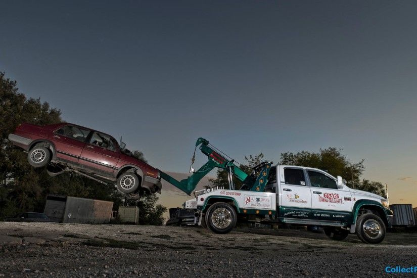 Cool Tow Trucks Wallpaper