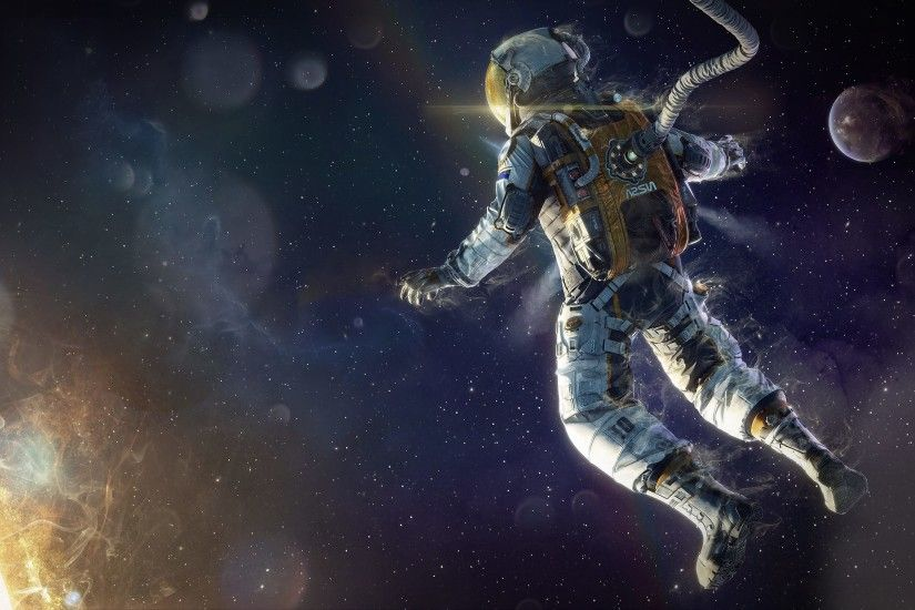... Fantasy Art, Space, Earth, Astronaut, Tunnel Wallpapers HD . ...