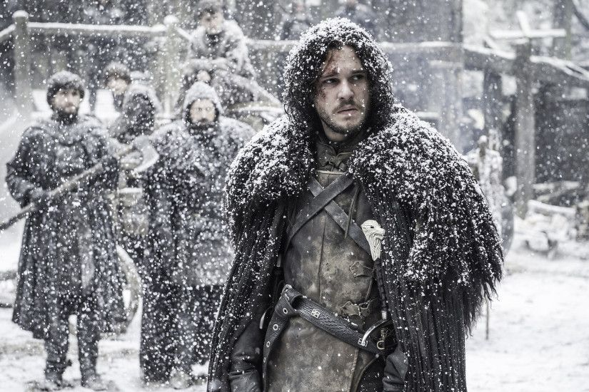 Jon Snow Game of Thrones Season 6