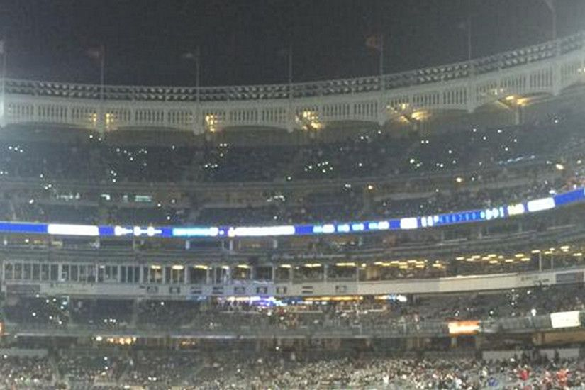 Power outage at Yankee Stadium delays Red Sox-Yankees game | MLB | Sporting  News