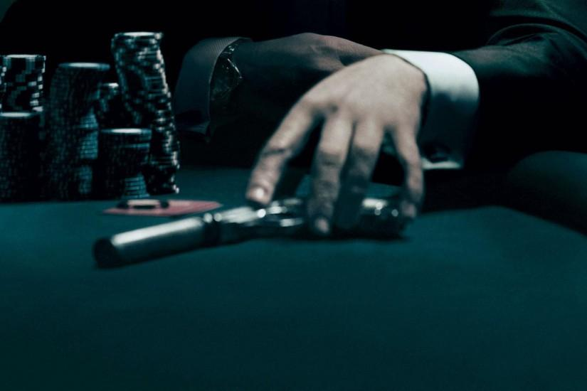 table, gun, game, casino, hand, casino royale, daniel craig,