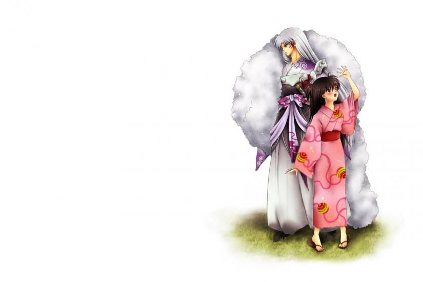 gorgerous inuyasha wallpaper 1920x1200