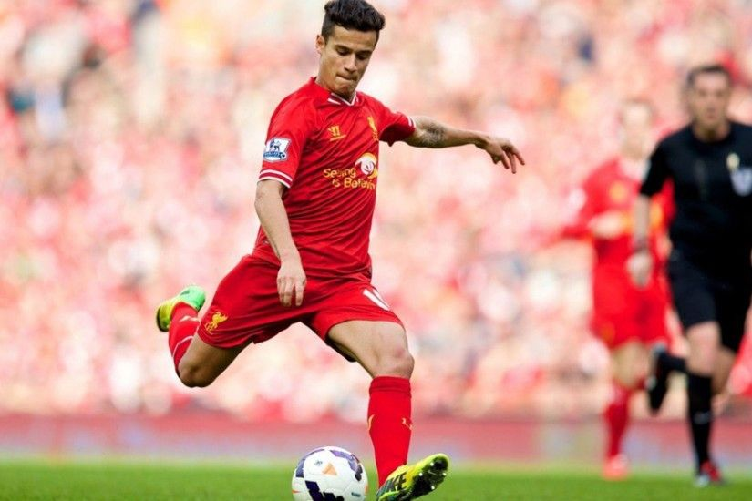 Liverpool Superstar Download Stunning Philippe Coutinho HD Wallpaper from  WallpapersHDBackground. Share