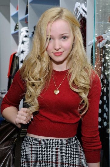 Dove Cameron Takes Fans Behind-The-Scenes Of 'Monsterville: The Cabinet of  Souls' - M Magazine
