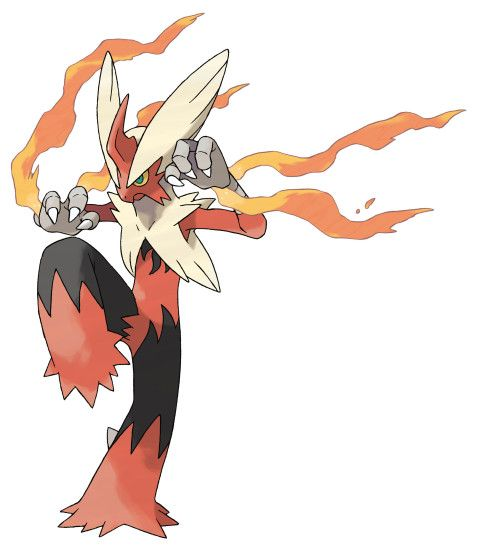 I really wish Mega Blaziken would have been added instead of Greninja.